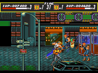 [MegaDrive] Streets of Rage 137