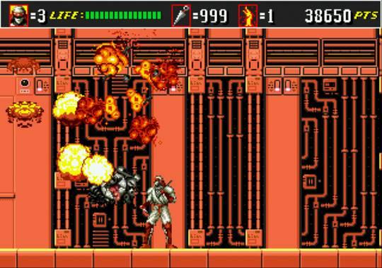 [MegaDrive] Shinobi III: Return of the Ninja Master 1421