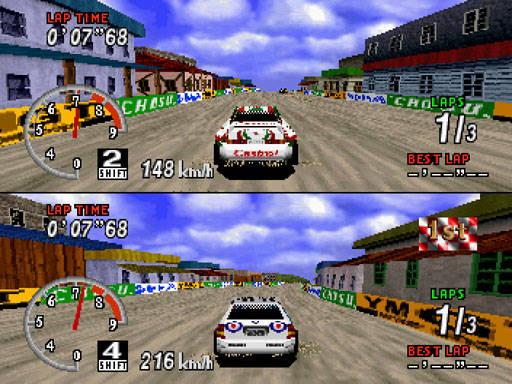 [SATURN] Sega Rally Championship 1432
