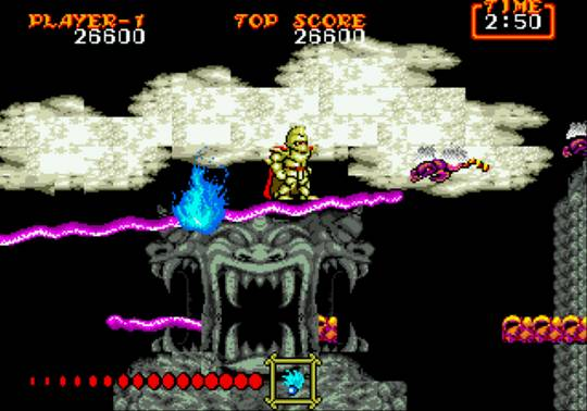 [MegaDrive] Ghouls'n Ghosts 1519