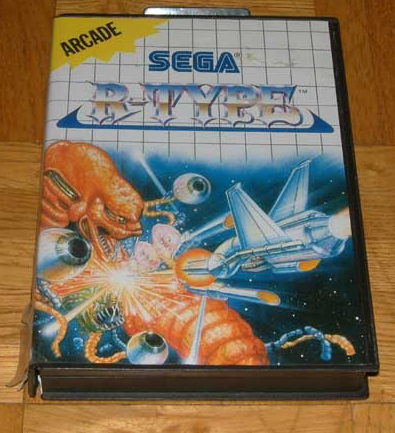 [Master System]  R-TYPE 162