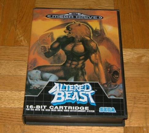 [MegaDrive] Altered Beast 173