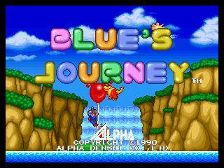 [NeoGeo] Blue's journey / Raguy 184