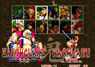 [NeoGeo] Samurai Shodown 185