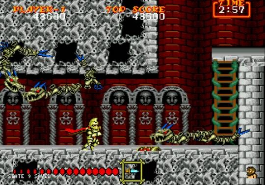 [MegaDrive] Ghouls'n Ghosts 2014