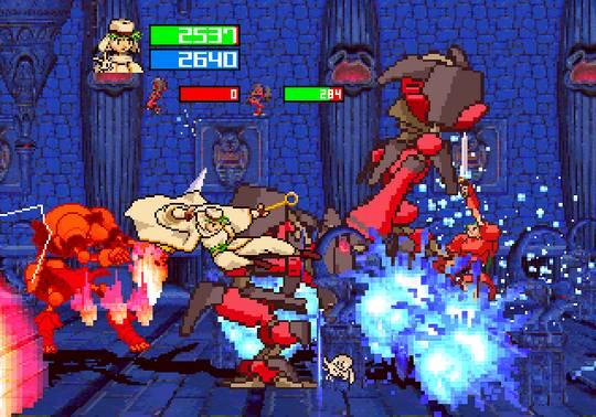 [SATURN] Guardian Heroes 2023
