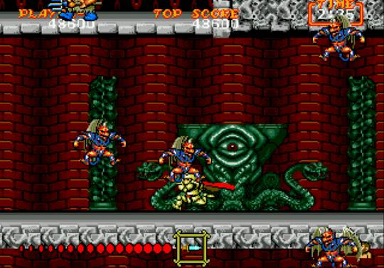 [MegaDrive] Ghouls'n Ghosts 2114