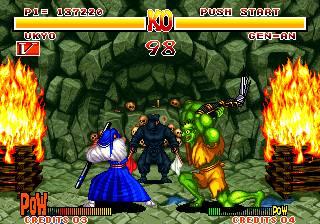 [NeoGeo] Samurai Shodown 2118