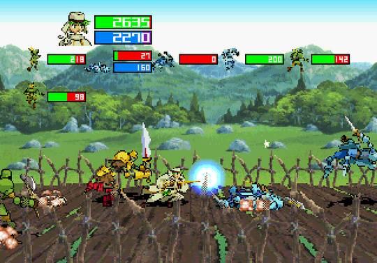 [SATURN] Guardian Heroes 2123