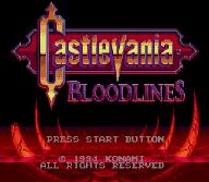 [MegaDrive] Castlevania : The New Generation 214