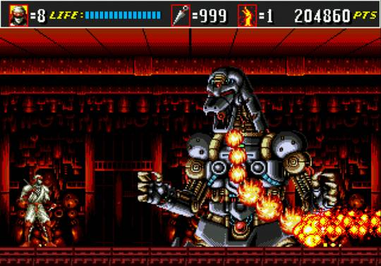 [MegaDrive] Shinobi III: Return of the Ninja Master 2216