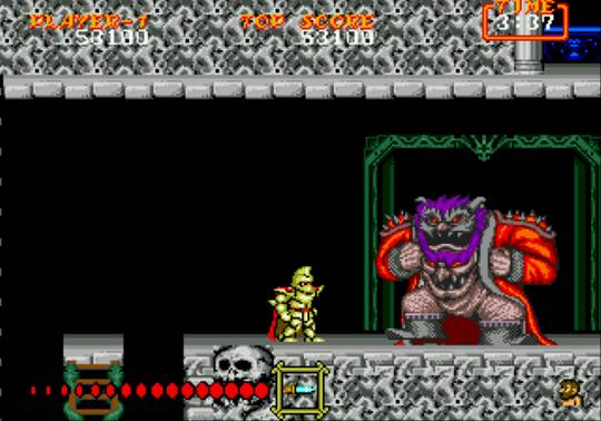[MegaDrive] Ghouls'n Ghosts 2312