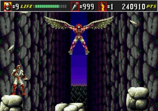 [MegaDrive] Shinobi III: Return of the Ninja Master 2314