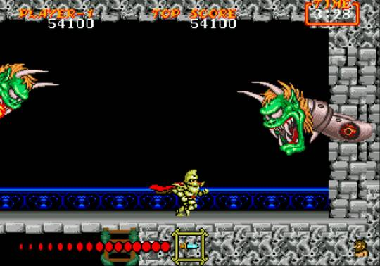 [MegaDrive] Ghouls'n Ghosts 2412