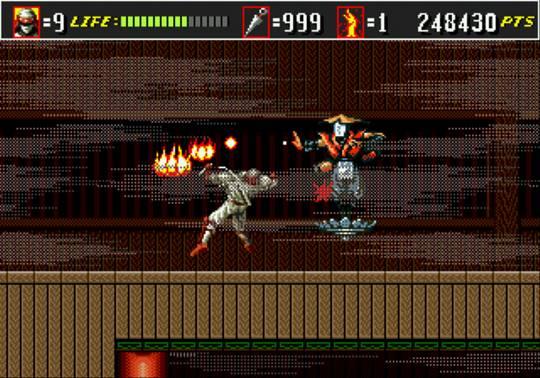 [MegaDrive] Shinobi III: Return of the Ninja Master 2414