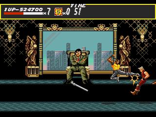 [MegaDrive] Streets of Rage 2510
