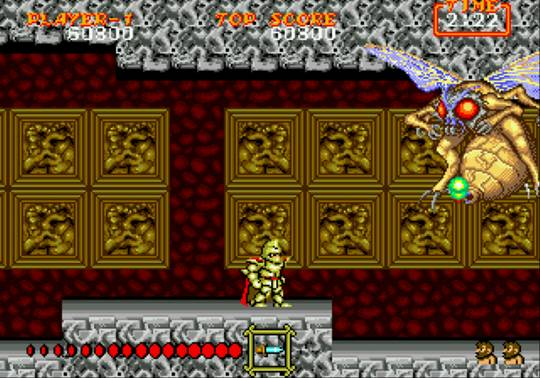 [MegaDrive] Ghouls'n Ghosts 2512
