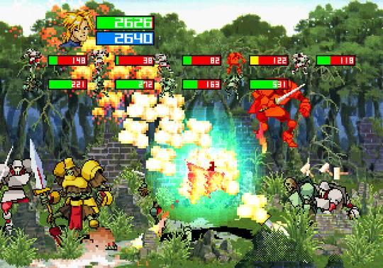 [SATURN] Guardian Heroes 2518