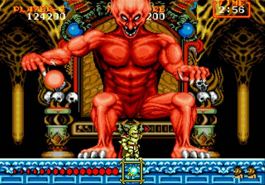 [MegaDrive] Ghouls'n Ghosts 2812