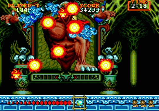 [MegaDrive] Ghouls'n Ghosts 2911
