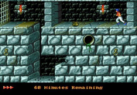 [MegaDrive] Prince of Persia 359