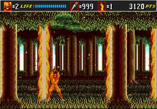 [MegaDrive] Shinobi III: Return of the Ninja Master 363