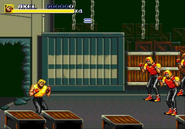 [MegaDrive] Streets of Rage 3 426