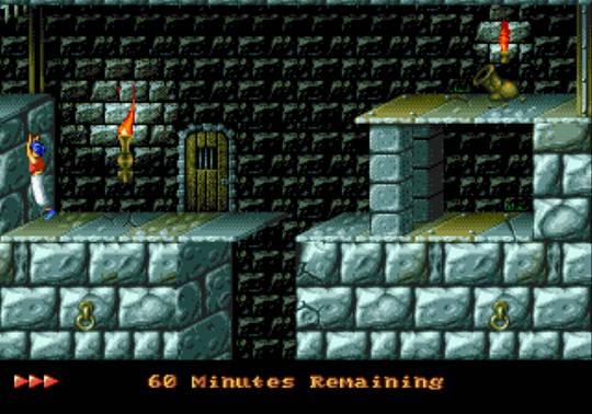 [MegaDrive] Prince of Persia 453