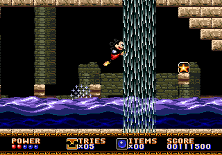 [MegaDrive] Mickey Mouse: Castle of Illusion 510