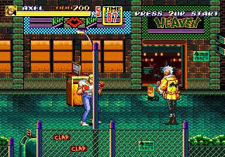 [MegaDrive] Streets of Rage 2 521