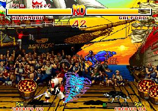 [NeoGeo] Samurai Shodown 557