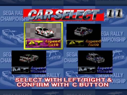 [SATURN] Sega Rally Championship 570
