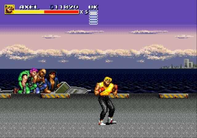 [MegaDrive] Streets of Rage 3 623