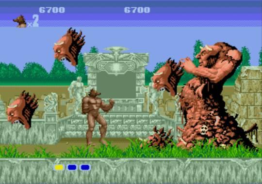 [MegaDrive] Altered Beast 646