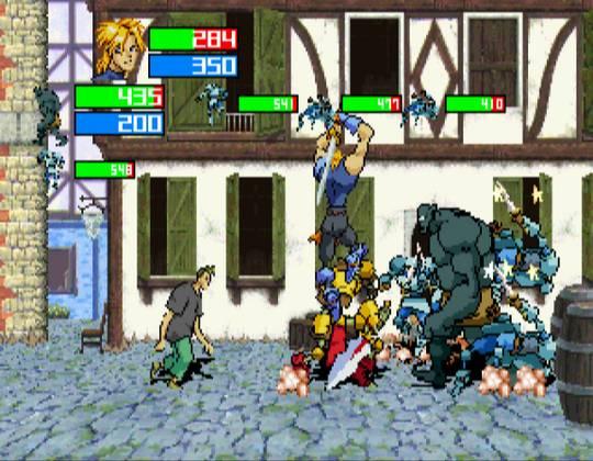 [SATURN] Guardian Heroes 661