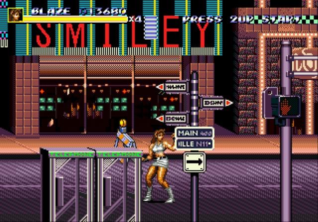 [MegaDrive] Streets of Rage 3 722