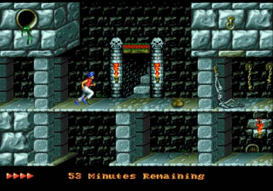 [MegaDrive] Prince of Persia 742