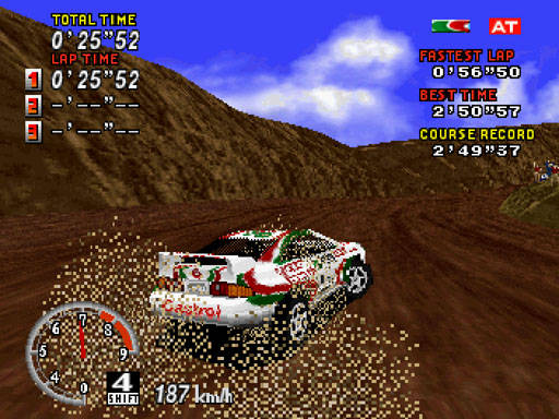 [SATURN] Sega Rally Championship 759