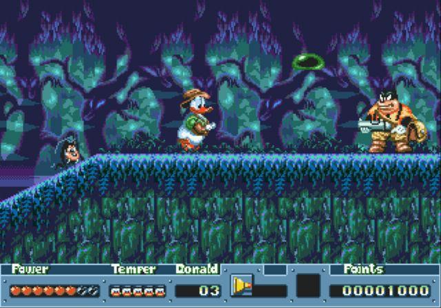[MegaDrive] Donald Duck: QuackShot 817