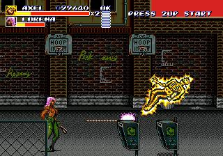 [MegaDrive] Streets of Rage 3 824