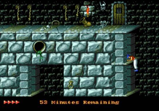 [MegaDrive] Prince of Persia 843