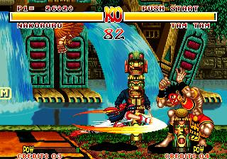 [NeoGeo] Samurai Shodown 849