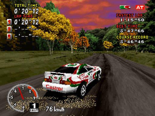 [SATURN] Sega Rally Championship 859