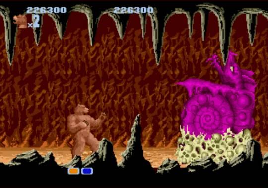 [MegaDrive] Altered Beast 933
