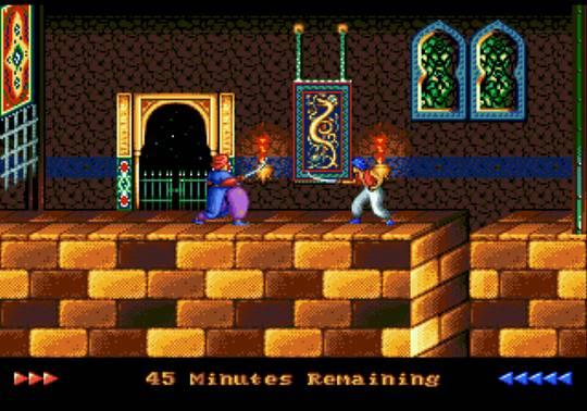 [MegaDrive] Prince of Persia 935