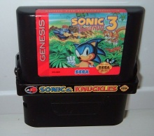 [MD]  Sonic 3 & Knuckles A10