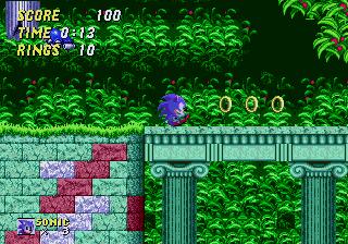 [MD] Sonic the Hedgehog 2 Aquati10