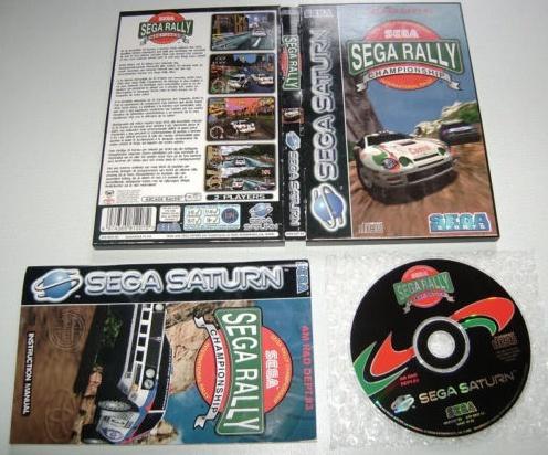 [SATURN] Sega Rally Championship Captur10
