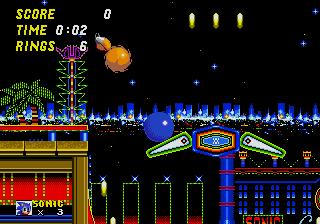 [MD] Sonic the Hedgehog 2 Casino10