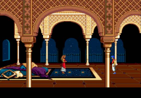 [MegaDrive] Prince of Persia Fin14